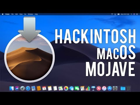 GUIA HACKINTOSH ESPAÑOL - Como instalar macOS Mojave en un PC con Windows