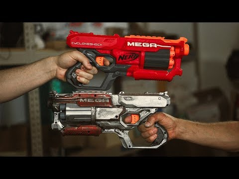 Video Modding Nerf Guns into Overpowered Blasters download in MP3, 3GP, MP4, WEBM, AVI, FLV January 2017