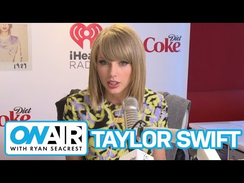 from - Taylor tells Ryan and Ellen why she's happier and having more fun now than EVER — hint: it has nothing to do with a guy! SUBSCRIBE: http://full.sc/UBDdWt On Air with Ryan Seacrest on YouTube...
