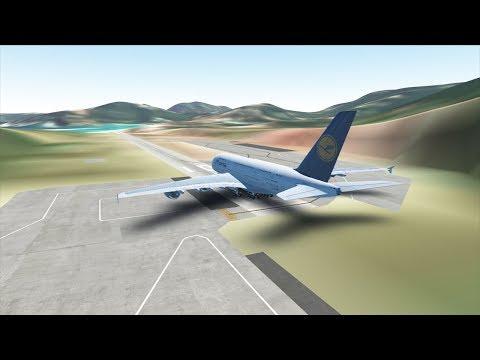 Shortest Runways VS Biggest Planes