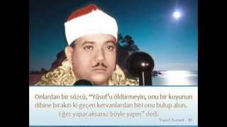 Abdussamed'in Kur'an Yorumu Ile  Yusuf Suresi 10.Ayet-i Kerime