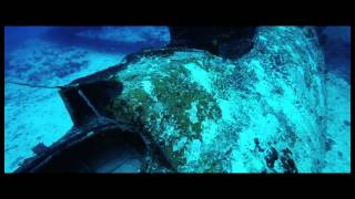 Biak Indonesia  City pictures : Wreck of Catalina ex WW II Biak, West Papua, Indonesia.