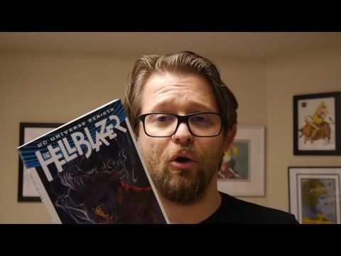 DC Comics Review: The Hellblazer Vol. 1 The Poison Truth