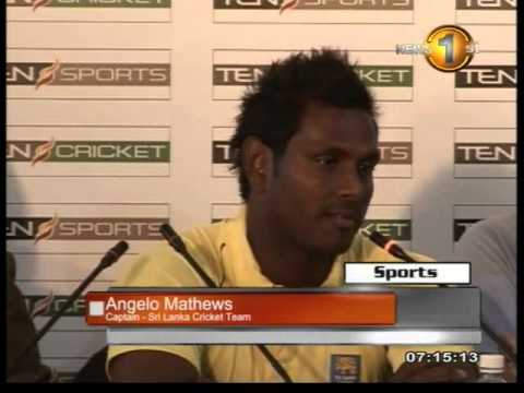 Revenge is an inappropriate term in cricket - Angelo Mathews
