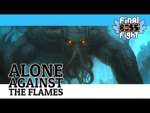 Video thumbnail for Alone against the Flames – Call of Cthulhu Choose Your Own Adventure – Final Boss Fight Live