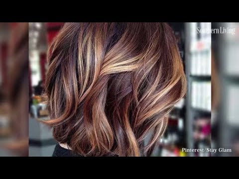 Hair salon - Beautiful Balayage Highlights Inspiration for Your Next Salon Visit  Southern Living