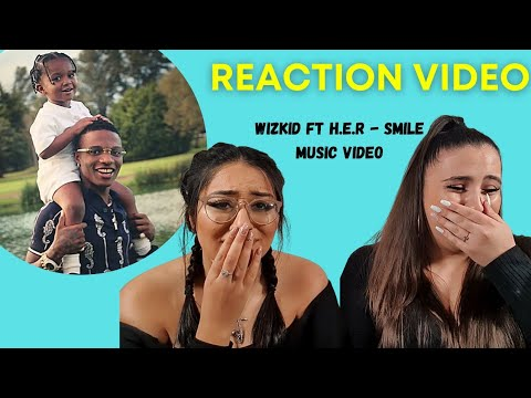 Just Vibes Reaction / *OFFICIAL MUSIC VIDEO* Wizkid ft H.E.R - Smile