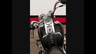 8. 2007 Harley Davidson Softail Fatboy