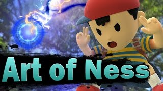 Art of Ness by Izaw