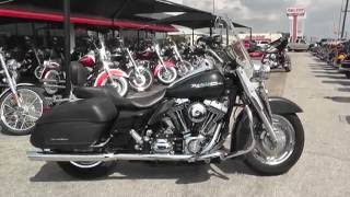 10. 618712 - 2007 Harley Davidson Road King Custom FLHRS - Used motorcycles for sale