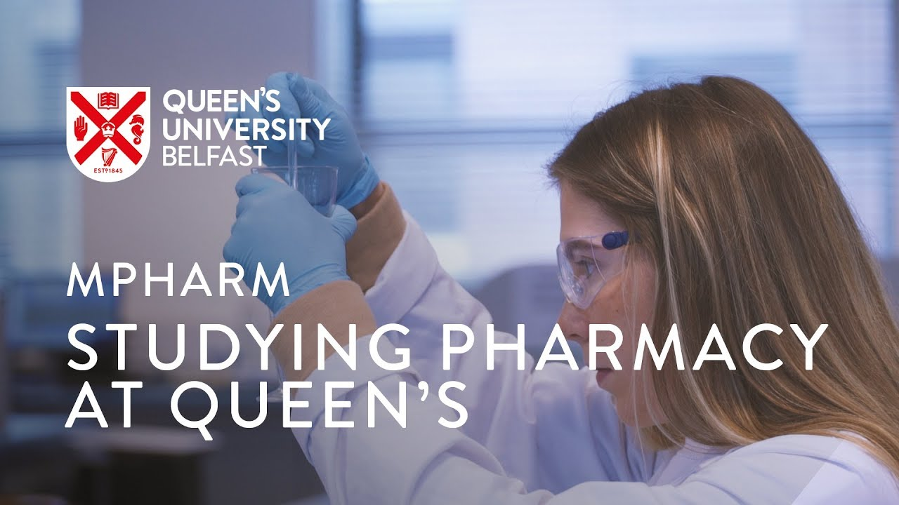 Studying Pharmacy at Queen's