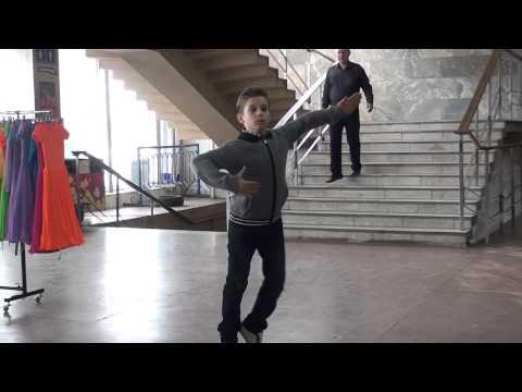 Даниил Бабыкин, 11 лет