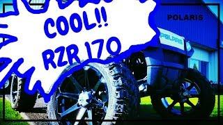 10. Polaris RZR 170