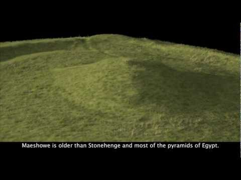 Maeshowe by Historic Scotland