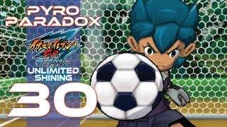 Inazuma Eleven Go 3 Galaxy Pyro Paradox Episode 30