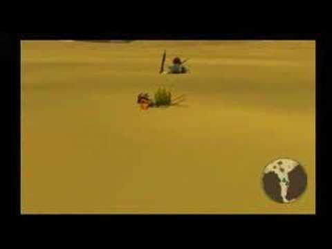 Jak 3 Glitch (Invisible Spargus, Mountainless Beach) (видео)