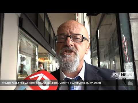 TEATRI: SIGLATO L'ACCORDO TRA STABILE DEL VENETO E ARTEVEN | 01/07/2020