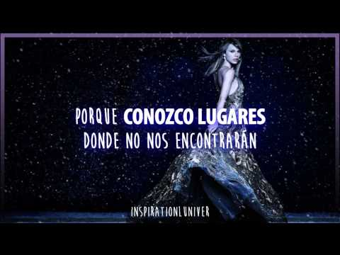 I Know Places - Taylor Swift (Sub. Español)
