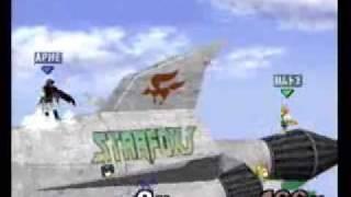 Oldschool Melee / Ultraviolence Crew Marl/FOX v.s Aphelion/MARTH