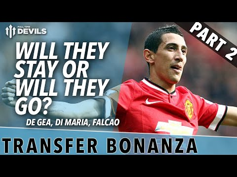 Will They Stay Or Will They Go? | Transfer Bonanza Part 2 | Manchester United
