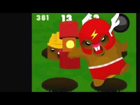 Video of molly the mole