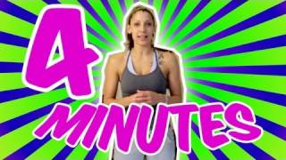 BURN FAT FAST Tabata Workout : You Have 4 Minutes #1 - BEXLIFE - YouTube