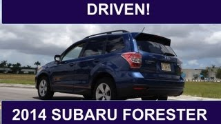 2014 Subaru Forester - Test Drive