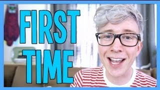 MY FIRST TIME   Tyler Oakley