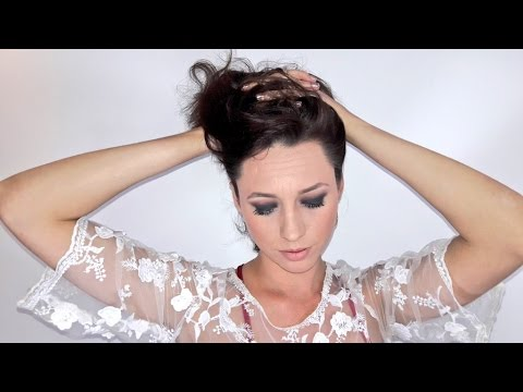 Maquiagem esfumada - Maquiagem olho Preto esfumado - Como Fazer olho Esfumado
