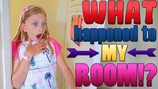 Huge Surprise Full Bedroom Makeover!!!