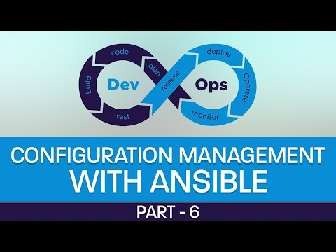 Learn Configuration Management with Ansible | DevOps Tutorials for beginners |  Part 6 | Eduonix