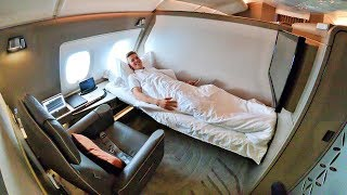 Video Singapore Airlines A380 NEW First Class Suites - What Did I Think? MP3, 3GP, MP4, WEBM, AVI, FLV Desember 2018
