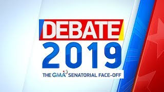 Video REPLAY: Debate 2019: The GMA Senatorial Face-Off MP3, 3GP, MP4, WEBM, AVI, FLV April 2019