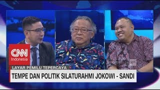 Video Tempe dan Politik Silaturahmi Jokowi-Sandi MP3, 3GP, MP4, WEBM, AVI, FLV September 2018