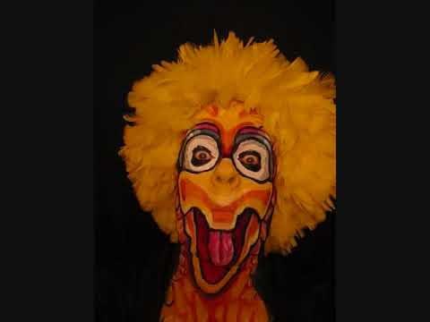 Face Paint Artistry of JAMES KUHN - Face body Painting