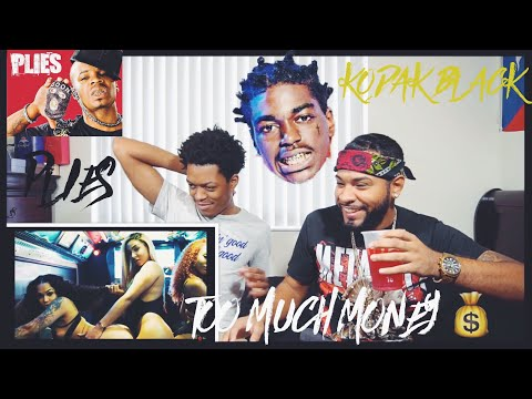 """Kodak Black Feat. Plies """"Too Much Money"""" (WSHH Exclusive - Official Music Video) 