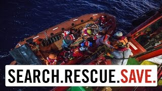 We went out to sea to save lives. This is what happened next. Donate now to help our incredible search and rescue team: http://save.tc/D3a2304di3V