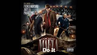 Juicy J, Project Pat & French Montana - Cocaine Mafia [Full Mixtape][new 2018]