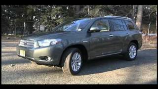 Real World Test Drive 2010 Toyota Highlander Hybrid