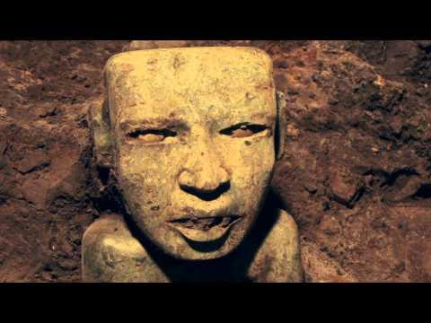 VÍDEO: Hallazgos en el túnel del Templo de la Serpiente Emplumada