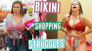 Video Bikini Shopping Struggles! Curvy Girl Problems! || Sierra Schultzzie MP3, 3GP, MP4, WEBM, AVI, FLV Desember 2018