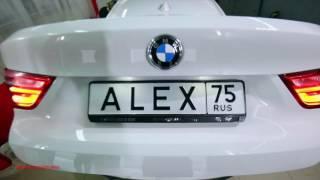Видеоотчет о посещение Автокомплекса AleX олимпийской BMW X4 (RIO2016)