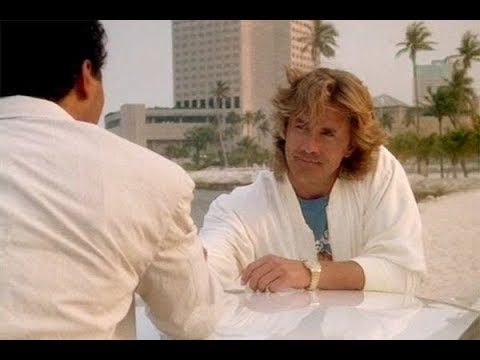 Miami Vice - Freefall - Ending (including Credits Montage)