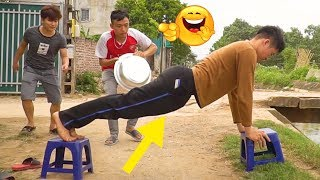 Video TRY NOT TO LAUGH CHALLENGE 😂 😂 Comedy Videos - Compilation from SML Troll MP3, 3GP, MP4, WEBM, AVI, FLV Juni 2019