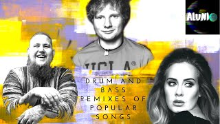 Download Lagu Drum and Bass Remixes Of Popular Songs 2018 ft. Ed Sheeran, RagnBone Man, Adele Mp3
