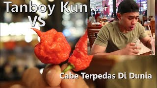 Video SADIS!! Makan Cabe Terpedas Di Dunia | Carolina Reaper & Ghost Pepper Challenge MP3, 3GP, MP4, WEBM, AVI, FLV November 2017