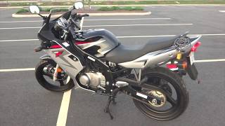 9. 2008 Suzuki GS500F Overview