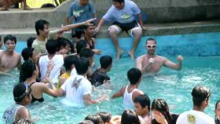 Balanga Philippines  City pictures : La Vista Water Park-Wave Pool in Balanga, Philippines
