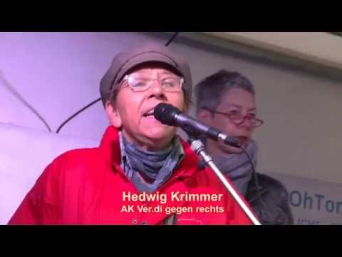 Demonstration am 19.6.2016 in München gegen das bayerische »Integrationsgesetz«