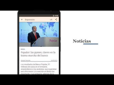 Video of Expansión - IBEX y Economía